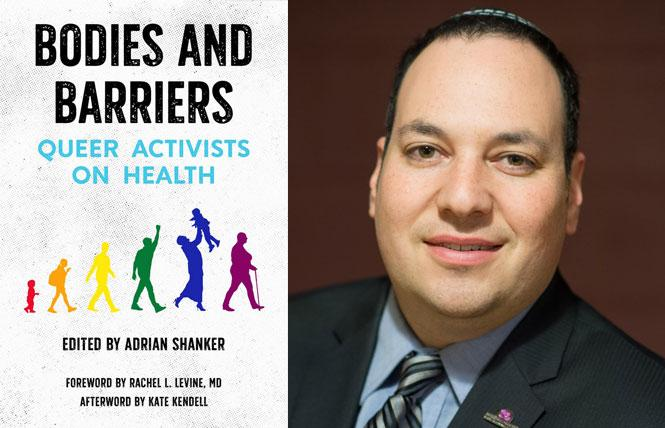 'Bodies and Barriers' Editor Adrian Shanker