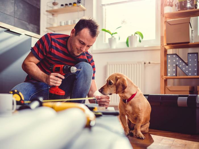How to Makeover Your Apartment or Home, Then Protect Your Stuff