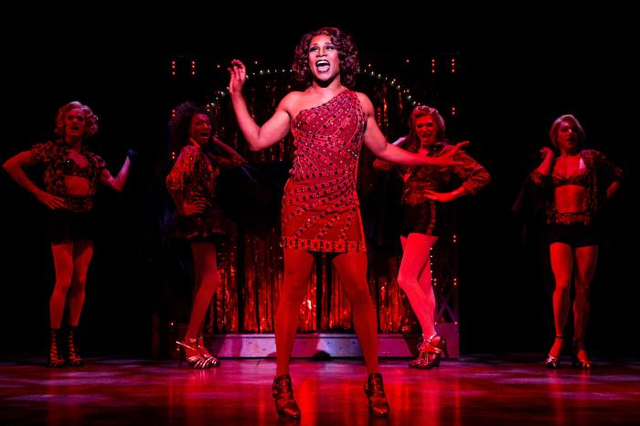 Billy Porter in 'Kinky Boots.'