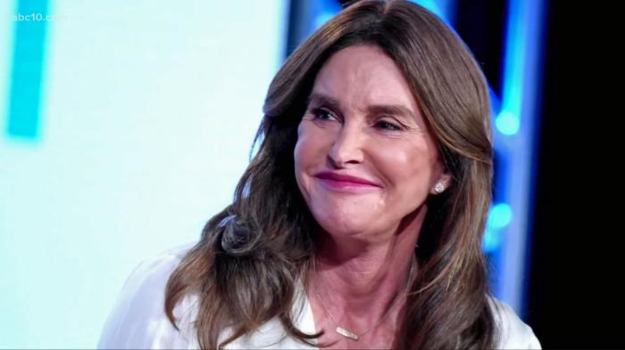 Caitlyn Jenner Teams up With God to Woo California Voters