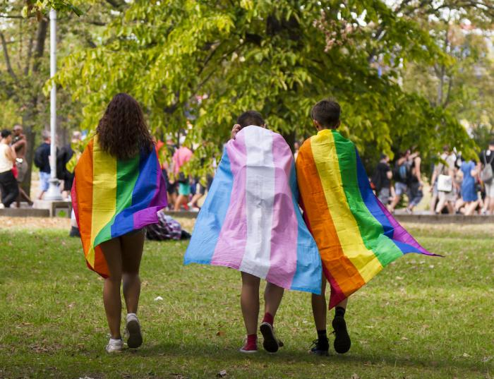 LGBTQ Nonprofits Join Forces for Give OUT Day