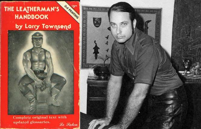 'The Leatherman's Handbook' 3rd printing; Larry Townsend in 1965