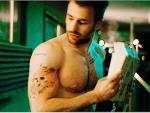 Chris Evans Shows of His Newest Tats (And Jokes About Being So White)