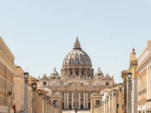 Vatican Moves to Tamp Down Spat with Italy Over LGBTQ Rights